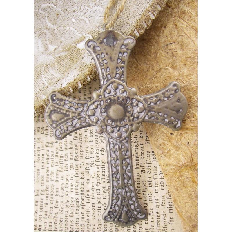 Kors i metall