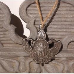 Ängel i silver från Jeanne D'arc Living