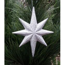 Stjärna i silver