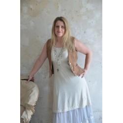 Tunika/underklänning sött mönster från JDL