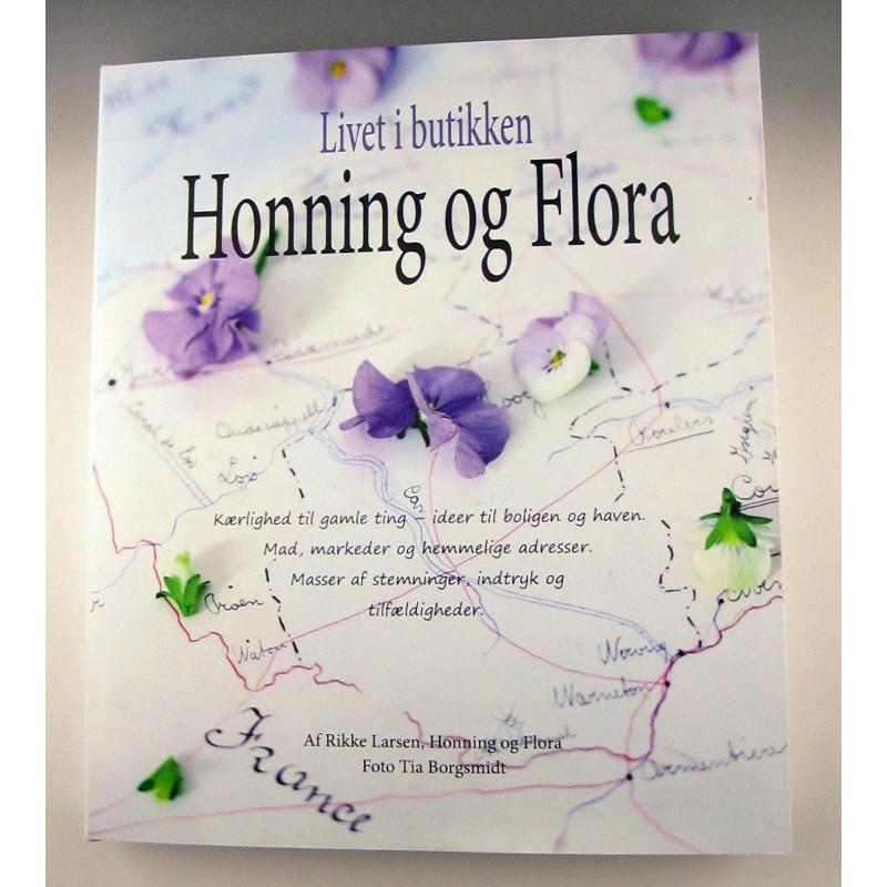 Livsstilsbok från danska Honning og Flora nr 2