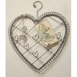Hjärta i fil de fer