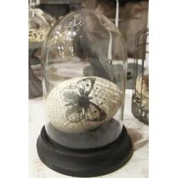 Bröllopskupol, glaskupa 17 cm