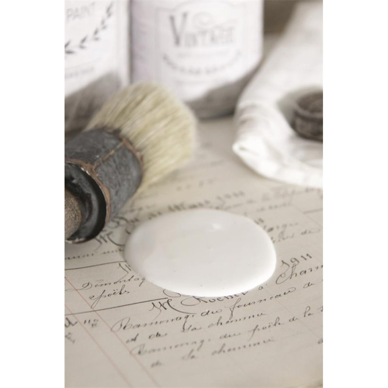 Vintage Paint, Warm Cream, 0,1 L