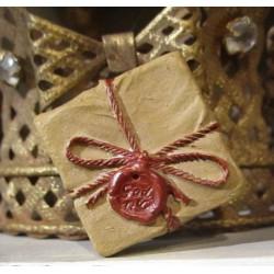 Paket på pinne för dekoration