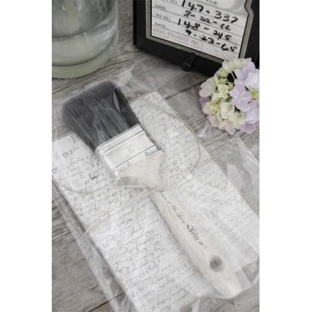 Pensel av syntetborst 6 cm bred från Jeanne D'arc Living