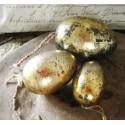 Ägg med patina från Bali