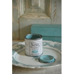 Vintage Paint, Dusty Turquiose, 0,1L från Jeanne D'arc Living